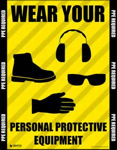 PPE Personal Protective Equipment Safety