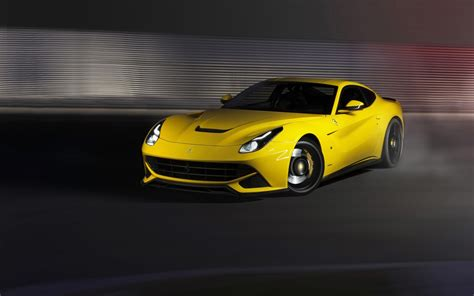 ferrari fberlinetta  novitec rosso wallpaper hd