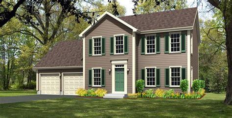 Colonial Plan 1690 Sqft plus 340sqft Bonus over garage 3 4