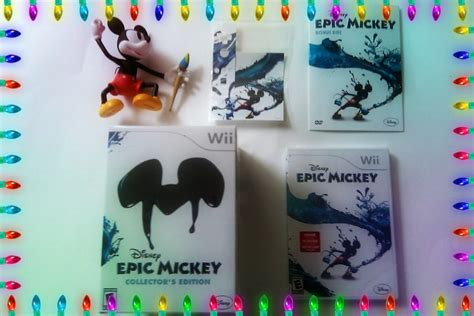 Win A Free Copy Of Epic Mickey For The Nintendo Wii From 2