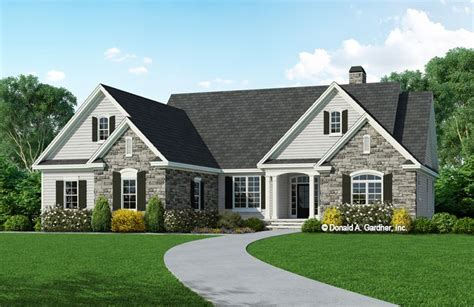 home plan  norton  donald  gardner architects