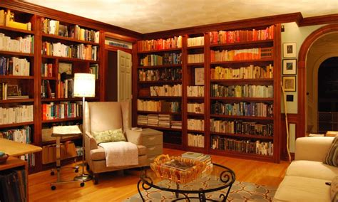 Home Library : Home Libraries Perfect For Your Book Collection
