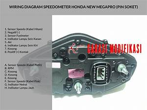 Wiring Diagram All New Cb150r