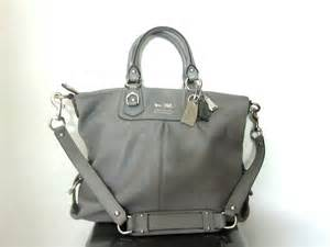 Coach Leather Large Satchel Bags
