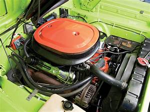 Under The Hood 1970 Plymouth Road Runner Convertible  Fr2