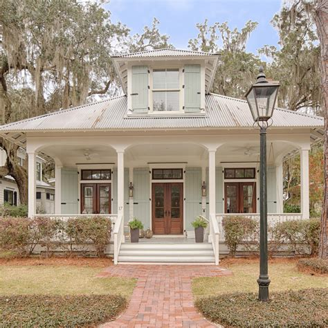 Coastal Cottage For Sale Lowcountry Cottage In Bluffton South Carolina