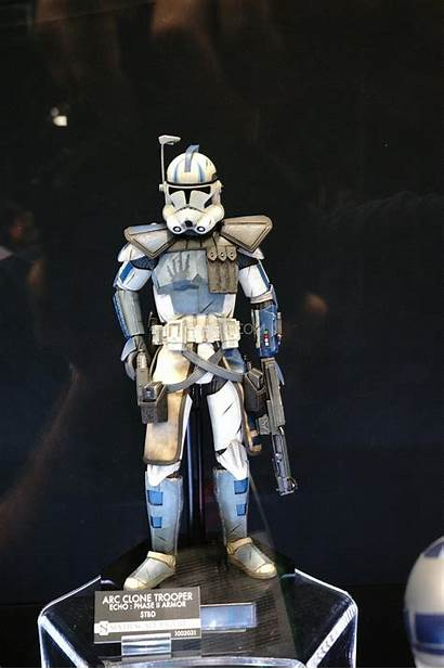 Wars Star Scale Figures Sixth Sideshow Sdcc