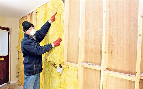 what type of insulation to use in garage how can i insulate my house if i don t cavity walls