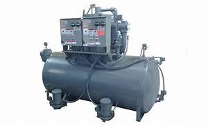 Vacuum-boiler Feed Pump Series Vcmd