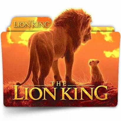 King Folder Lion Icon Movie Deviantart Fu