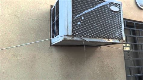 room air conditioner common defect repair diy easy fix youtube