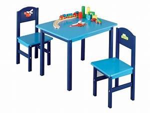Kinder Tisch Stuhl : kinder tisch und stuhl pintoy 2 tlg rechteckiges kinder ~ Lizthompson.info Haus und Dekorationen