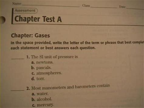 ebluejay 0030367816 holt modern chemistry chapter tests
