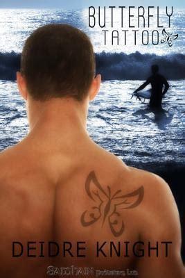 butterfly tattoo  deidre knight