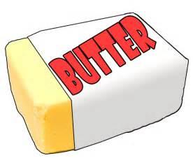 Butter Clip Art Transparent