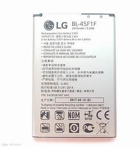 Lg Bl-45f1f Battery   Eac63321601