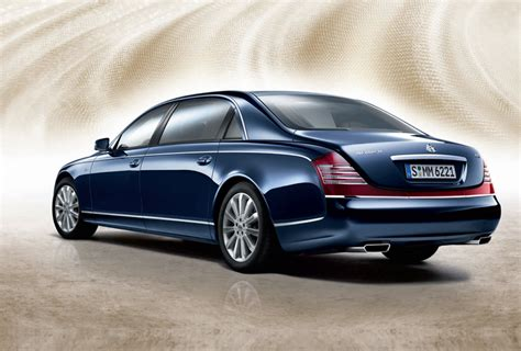 Maybach's back: the full details | Top Gear