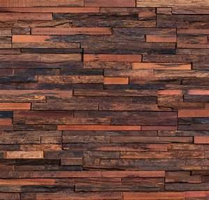 Wandverkleidung Holz Innen Rustikal