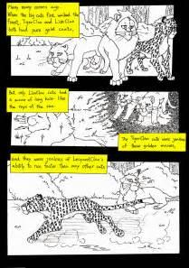 Warrior Cats Comics