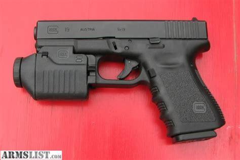 glock 23 tactical light armslist for trade glock brand tac light