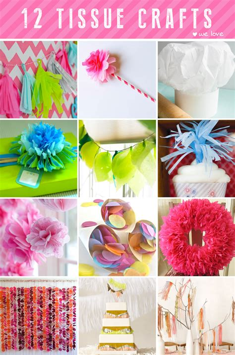 ruff draft  tissue paper crafts  love anders ruff