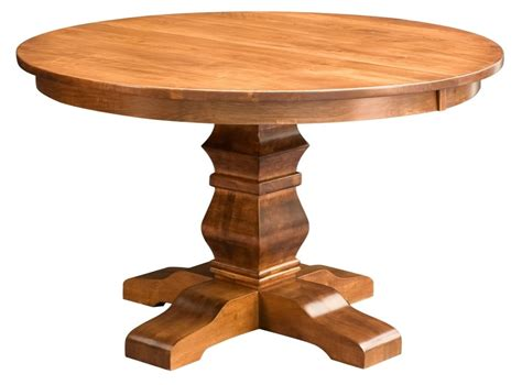 Solid Wood Round Dining Tables Mattersofmotherhood Solid