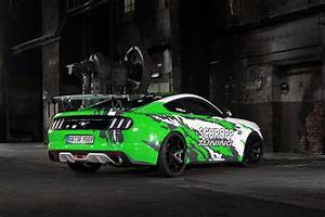 Schropp Tuning Creates 807 HP Ford Mustang