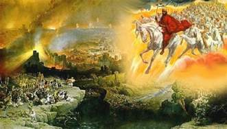 Power And Light New Years Eve by Matthew 24 Fulfilled Matthew 24 24 14 24 29 Commentary