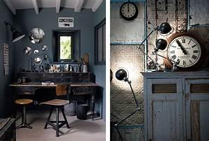 Deco Industrielle Atelier : la fabrique d co style industriel comment d corer fa on loft ou atelier ~ Teatrodelosmanantiales.com Idées de Décoration
