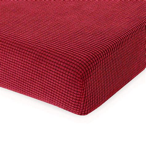 stretchy sofa seat cushion cover couch bench slipcover replacement ebay