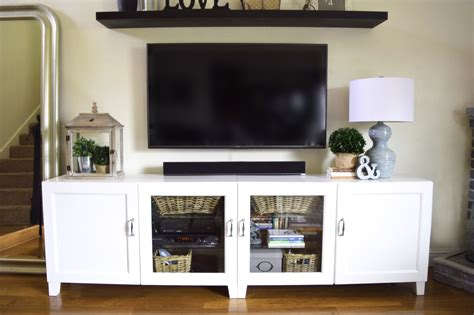 besta ikea review our somewhat ikea hacked entertainment center and an