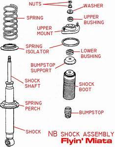 Suspension Strut Diagram  Suspension  Free Engine Image