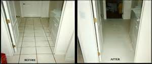 Cleaning Mold From Shower by Tile Grout Cleaning Repair Color Before And After