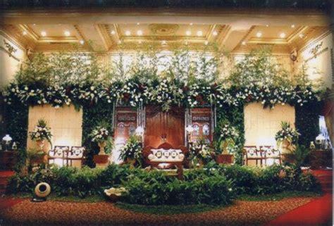 dekorasi pelaminan kamar pengantin pernikahan catering