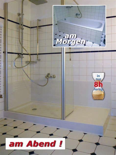 Badewanne Umbauen Zur Dusche by Schnell Sauber Und Zur Bestpreis Garantie Bei Diesem