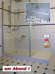 Badewanne Umbauen Zur Dusche : schnell sauber und zur bestpreis garantie bei diesem verfahren wird die alte wanne inklusive ~ Markanthonyermac.com Haus und Dekorationen
