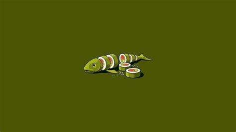HD wallpaper: sushi, minimalism | Wallpaper Flare