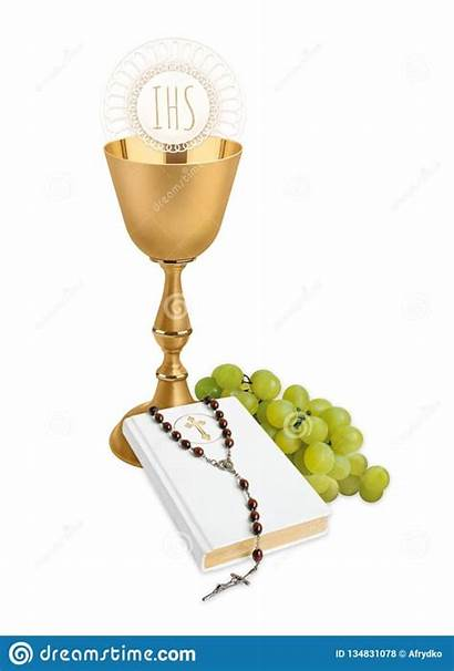Communion Holy Heilige Bread Chalice Comunione Kommunion