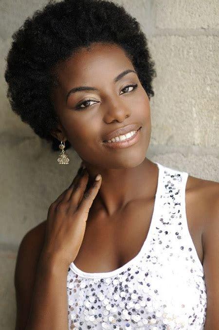 Black Women Short Cuts   Short Hairstyles 2016   2017