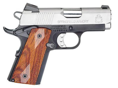 Springfield Armory Microcompact 45 Acp Pistol Brand New