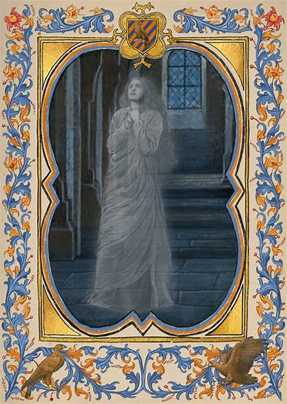 Pottermore Hogwarts Lady Ghosts Grey Ghost Ravenclaw