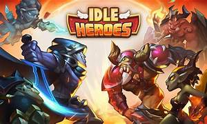 Idle Heroes Android Apps On Google Play