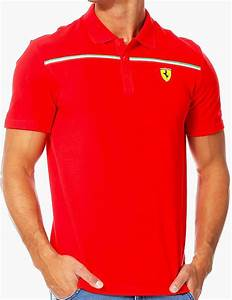 Ferrari Polo Shirt : authentic puma scuderia ferrari red lifestyle graphic polo ~ Kayakingforconservation.com Haus und Dekorationen