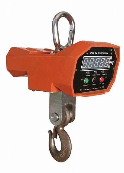 Scale Weighing Crane Ton Digital Scales Hanging