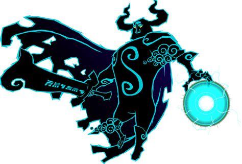 Phantom Ganon From The Legend Of Zelda Game Art
