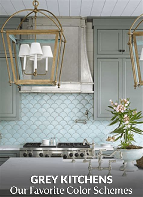 kitchen color schemes with grey cabinets top 10 gray cabinet paint colors builders surplus