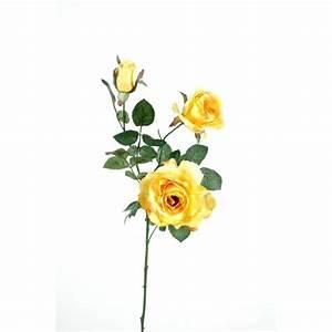 Rose Blanche Artificielle : rose blanche artificielle prix achat vente en ligne ~ Teatrodelosmanantiales.com Idées de Décoration