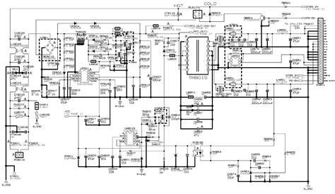 common samsung tv circuit diagrams learn basic