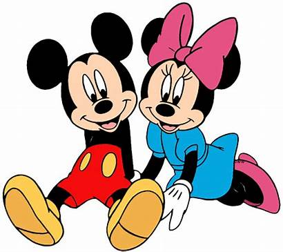Minnie Mickey Mouse Clipart Clip Disney Disneyclips