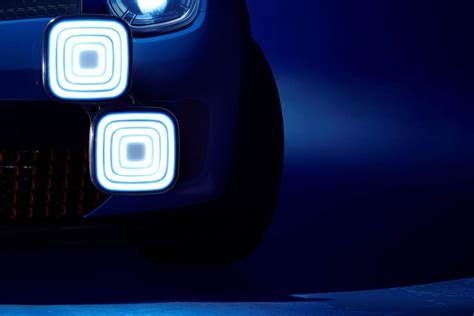 Renault Twingo hot hatch concept teased - Pictures | Evo